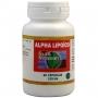 ALPHA LIPOICO 60 CAP 125MG